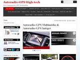 Vente autoradio GPS multimédia pas cher