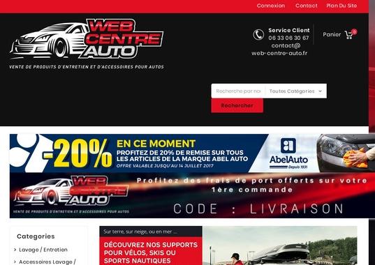 boutique accessoires auto